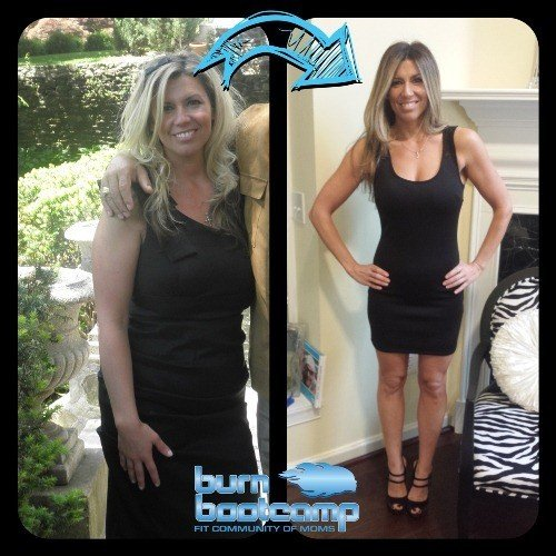 Jolene Purchia Burn Bootcamp Huntersville Weight Loss Story