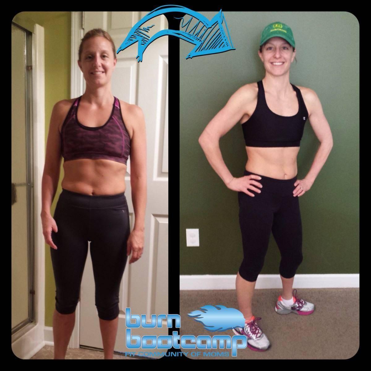 Phyllis Jones Burn Boot Camp Denver Weight Loss Story